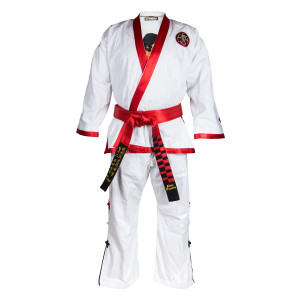 fake karate uniform used by Elvis Presley