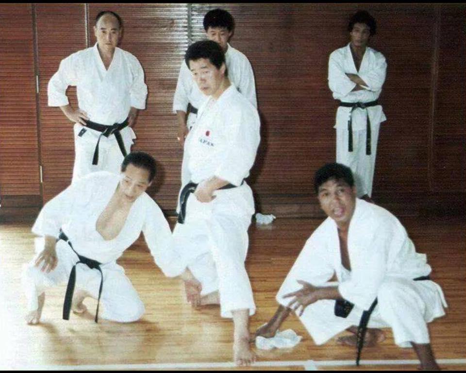 masters of karate